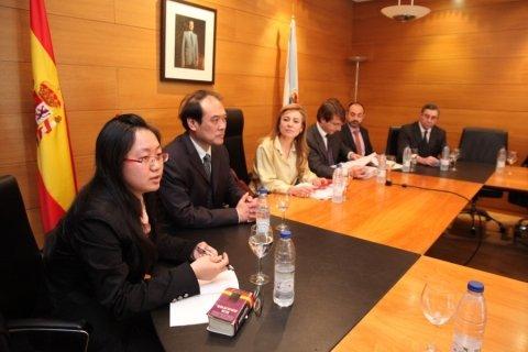 Imaxes Consellería de Facenda. - Xornadas sobre autonomías en España e China: Galicia como exemplo